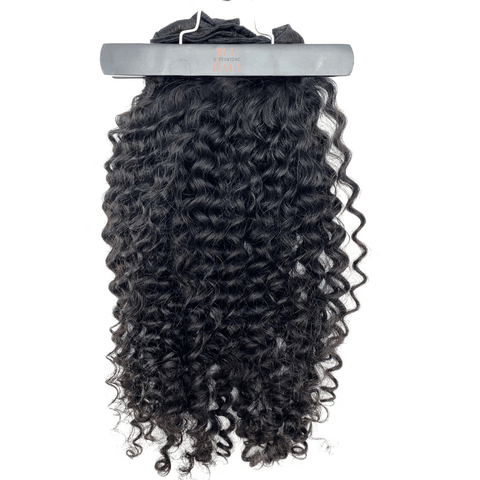 Deep Curly LUX 200g Clip-In Extensions Set