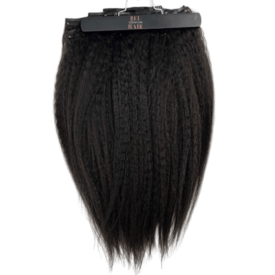 Bel-AIR BLOW OUT LUX 200g Clip-In Extensions Set