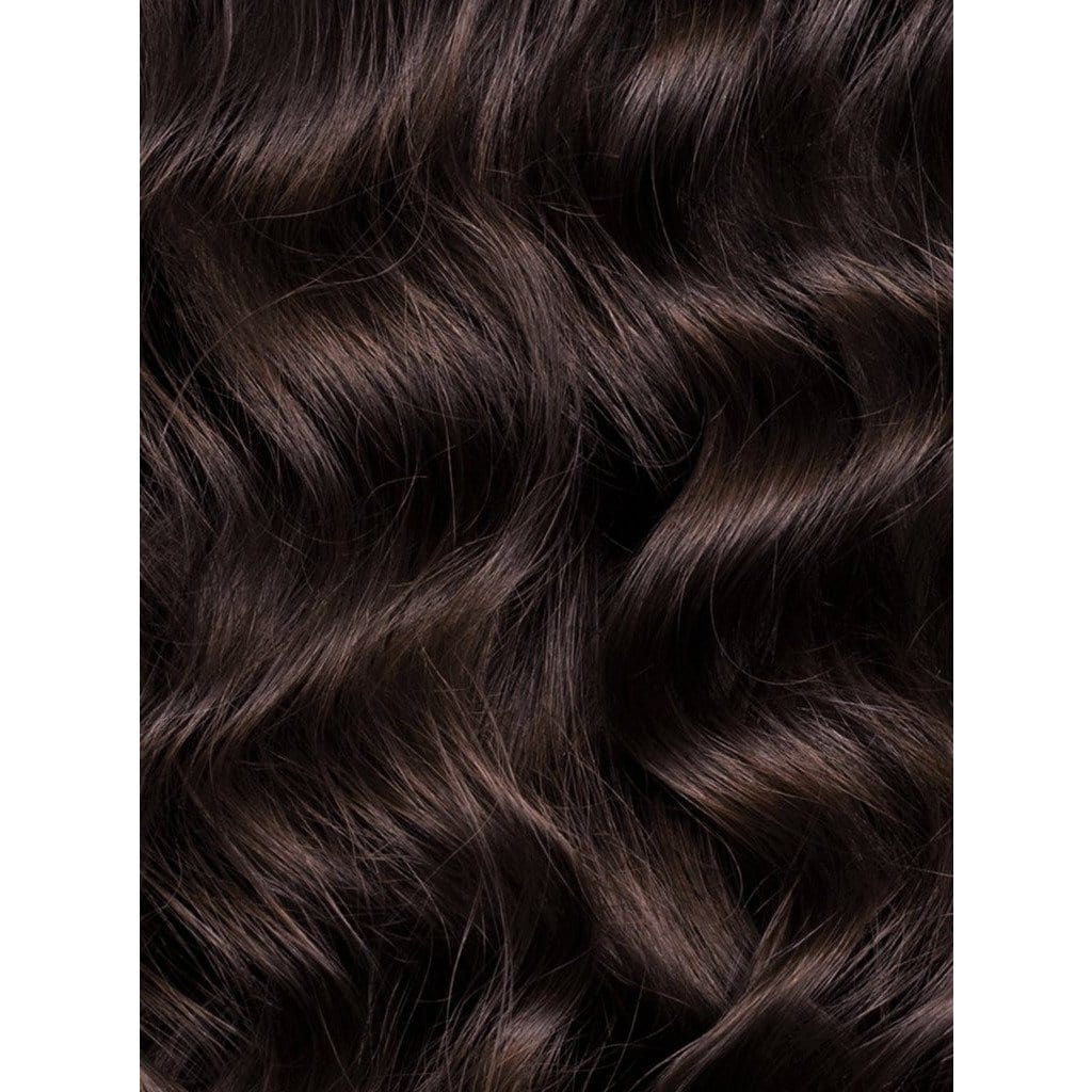 EXOTIC Curly LUX 200g Clip-In Extensions Set