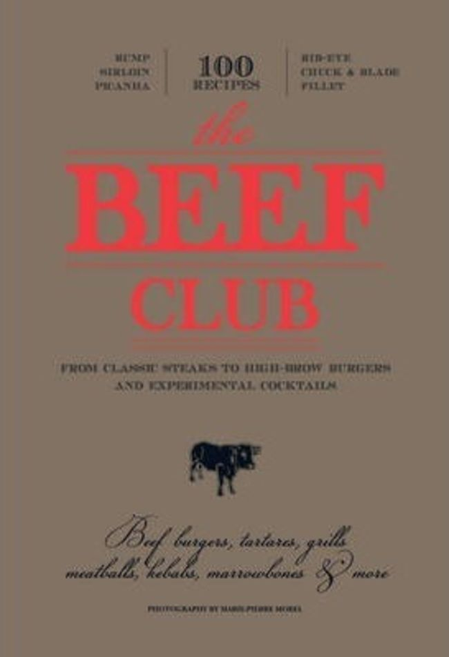 Beef Club Classic Steaks to High-Brow