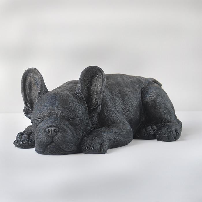 Sleeping Frenchi - Black