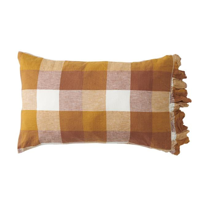 Society of Wanderers - Pillowcase Set - Biscuit