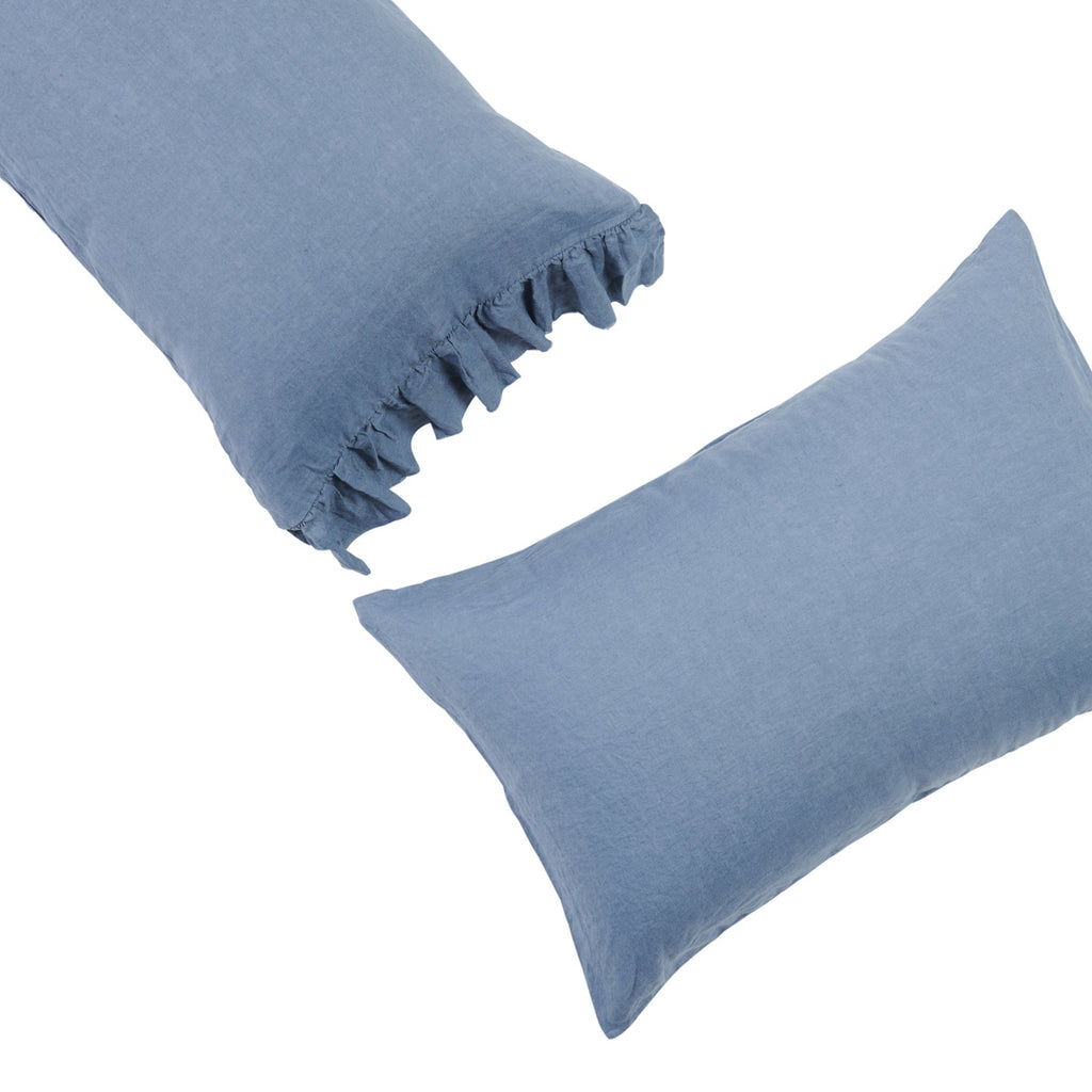 MOODY BLUE *new ~ Pillowcase