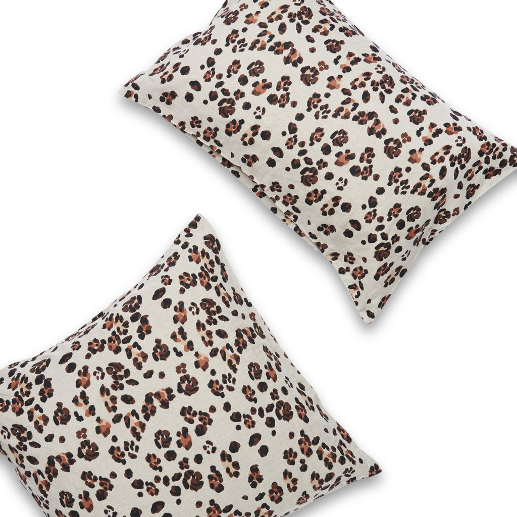 LEOPARD ~ Pillowcase