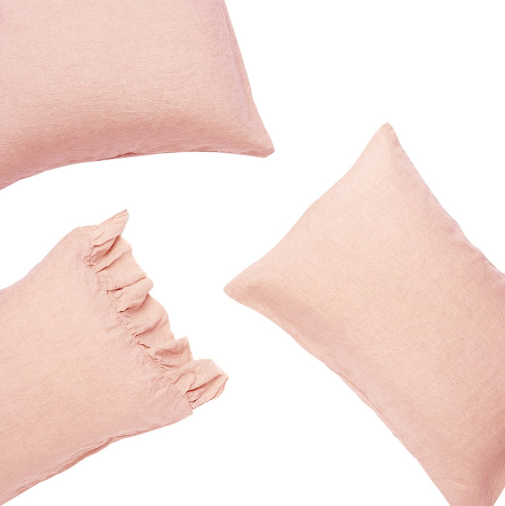 BLUSH ~ Pillowcase