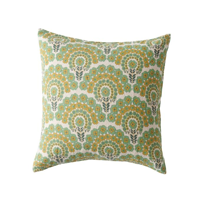 Society of Wanderers - Cushion - Harriet's Floral
