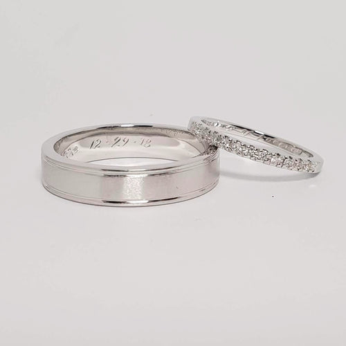 Claire Wedding Ring
