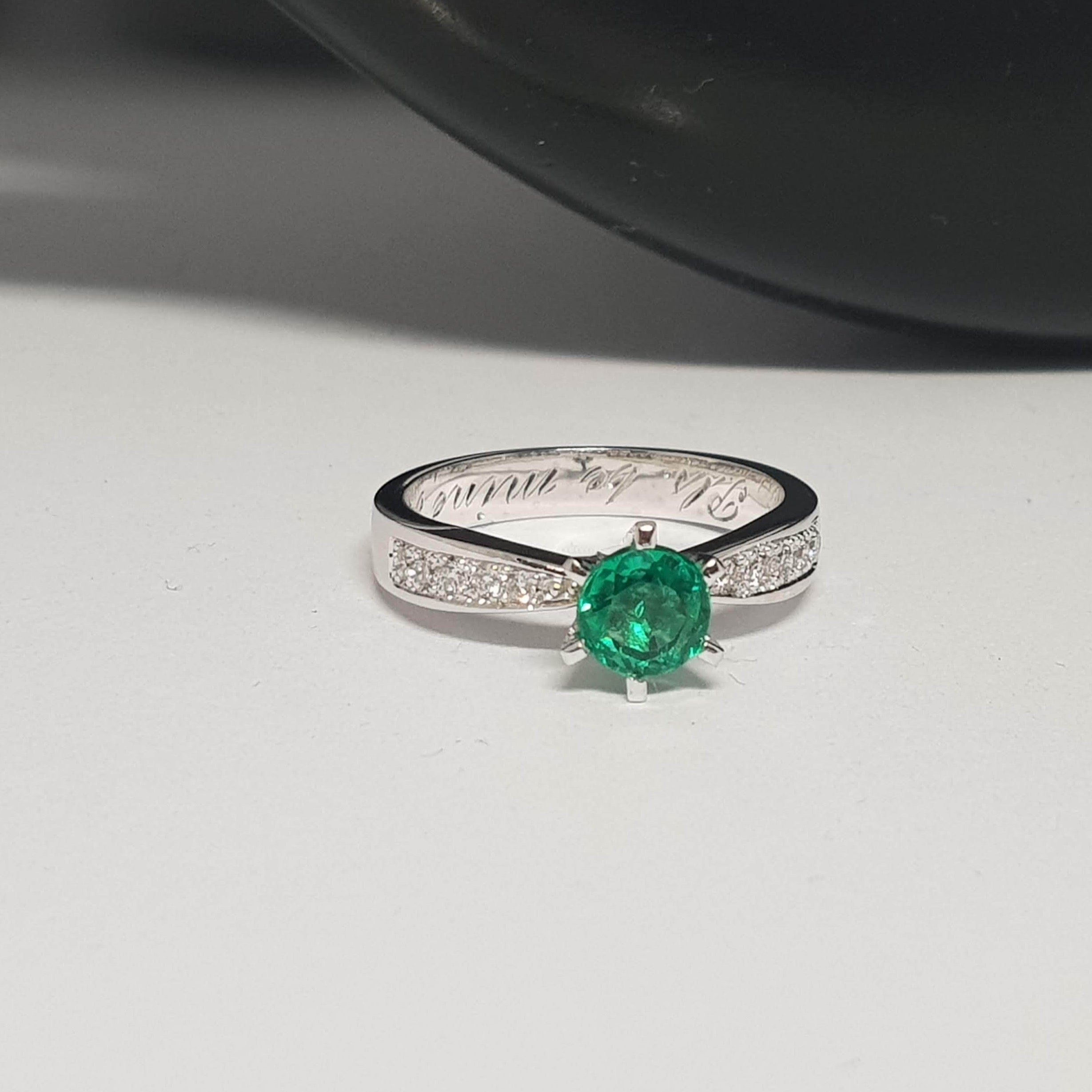 Riva Colored Ring