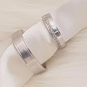 Kelva Wedding Ring