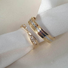 Load image into Gallery viewer, Cielo Wedding Ring