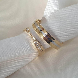 Cielo Wedding Ring