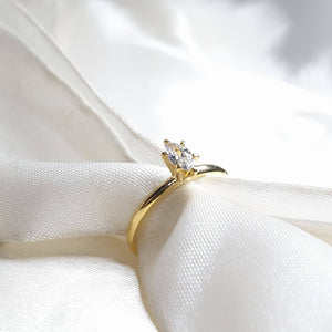 Moses Engagement Ring