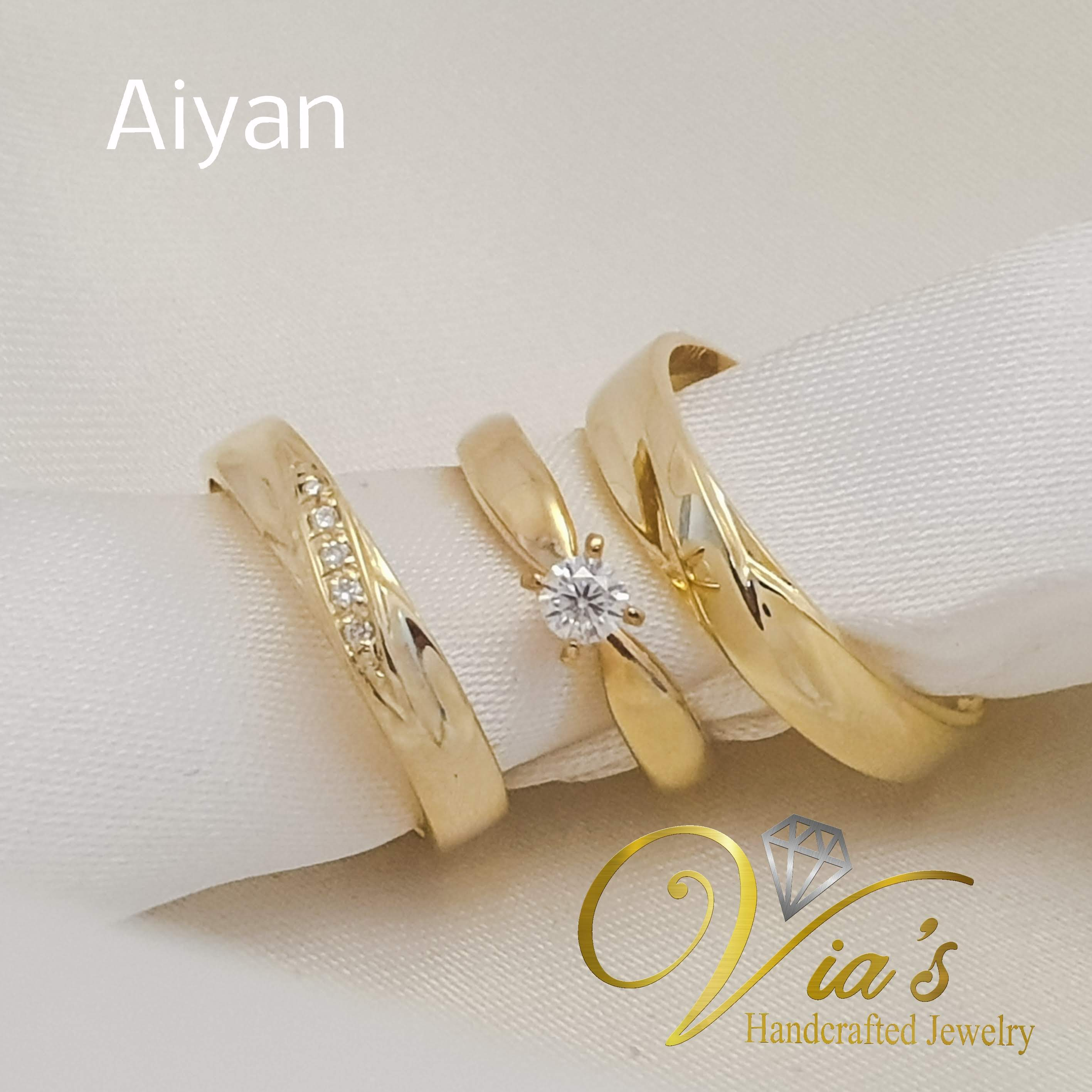 Aiyan Bridal Set