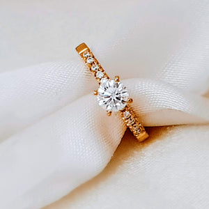 Claire Engagement Ring