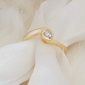 Sabine Engagement Ring