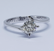 Load image into Gallery viewer, Dino Engagement Ring
