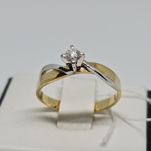 Load image into Gallery viewer, On hand Engagement Ring 2T