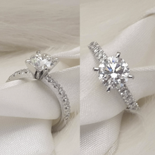 Load image into Gallery viewer, Claire Engagement Ring