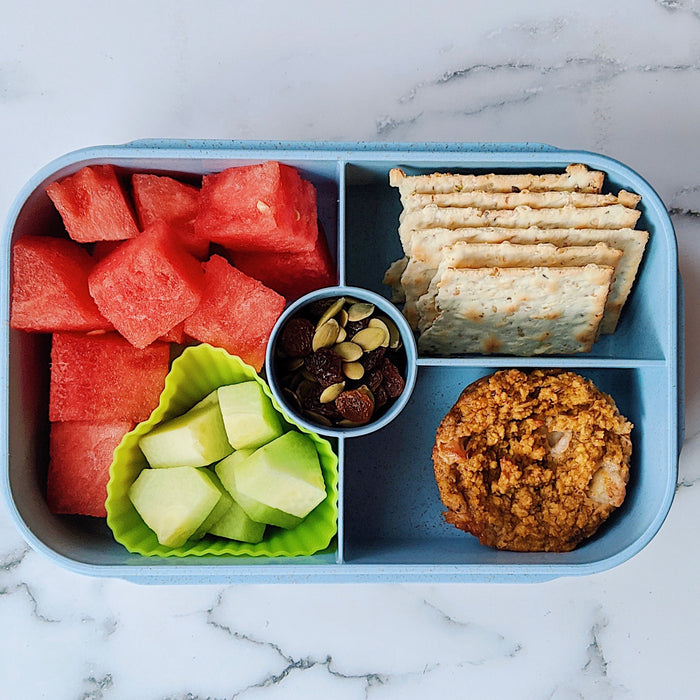 Back-to-school vegan lunch options
