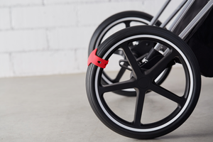 Wheelzzz® Duo - Elena Red / Coming soon to Kickstarter.com