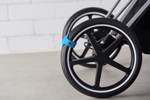 Wheelzzz® Duo - Nil Blue / Coming soon to Kickstarter.com