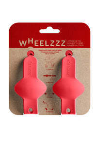 Wheelzzz® Duo - Elena Red / Available on Amazon.es
