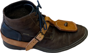 Boot Strap - Brown