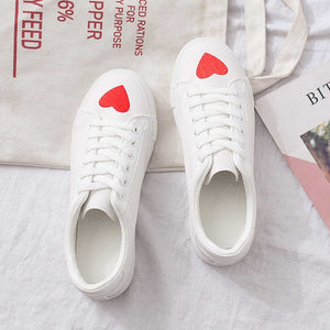 White casual Tennis Shoes /Sneakers for every day women life - 5 models Shoes- Emilie Bramly