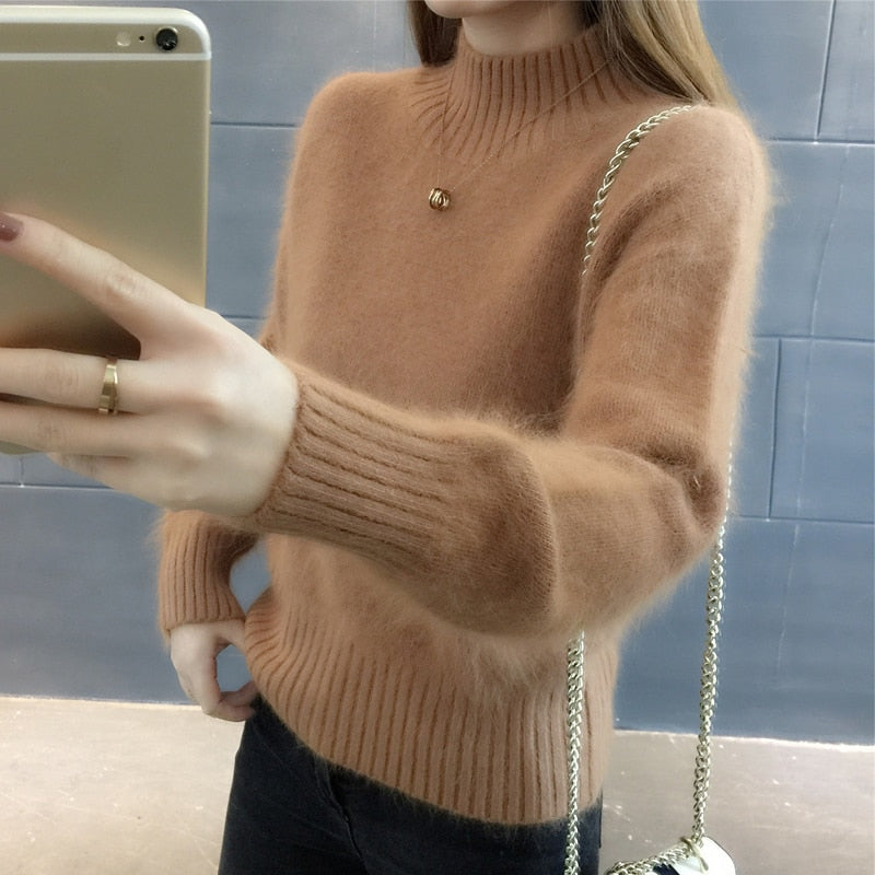 Hong kong -  Cashmere Sweaters Pullovers- Emilie Bramly