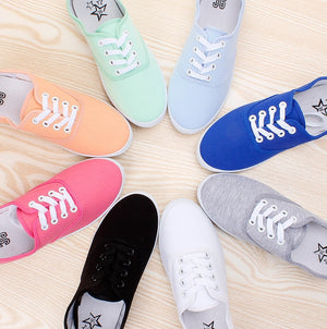 Casual Sneakers/ tennis shoes for women nomadic lifestyle - 11 colors Sneakers- Emilie Bramly