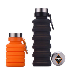 Explorer Water Bottle with Carabiner