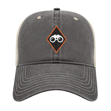 Load image into Gallery viewer, Diamond Logo Relaxed Trucker Hat
