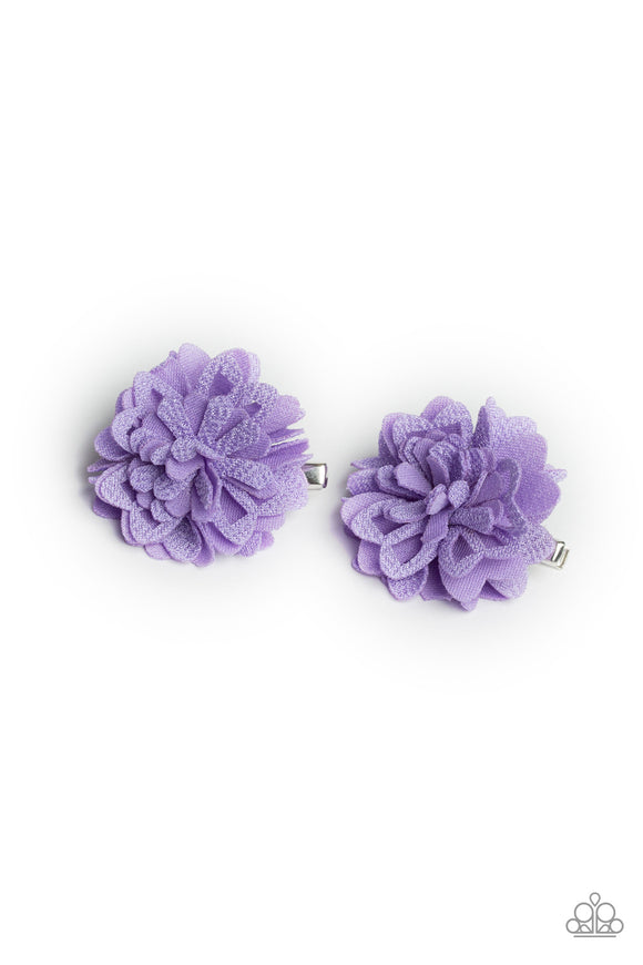Paparazzi Accessories Fauna and Flora - Purple Hair Accessories - Mel's Pretty It Up Boutique