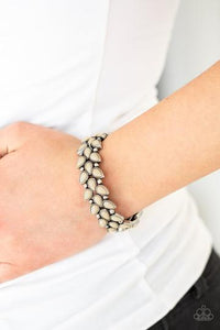 Paparazzi Accessories Vintage Venture - Brown Bracelet - Mel's Pretty It Up Boutique