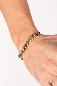 Paparazzi Accessories On The Ropes - Black Urban Bracelet - Mel's Pretty It Up Boutique