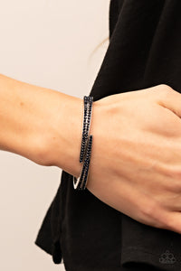 Paparazzi Accessories Spotlight Starlight - Gold Bracelet - Mel's Pretty It Up Boutique