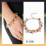 Paparazzi Accessories Catwalk Crawl - Gold Bracelet