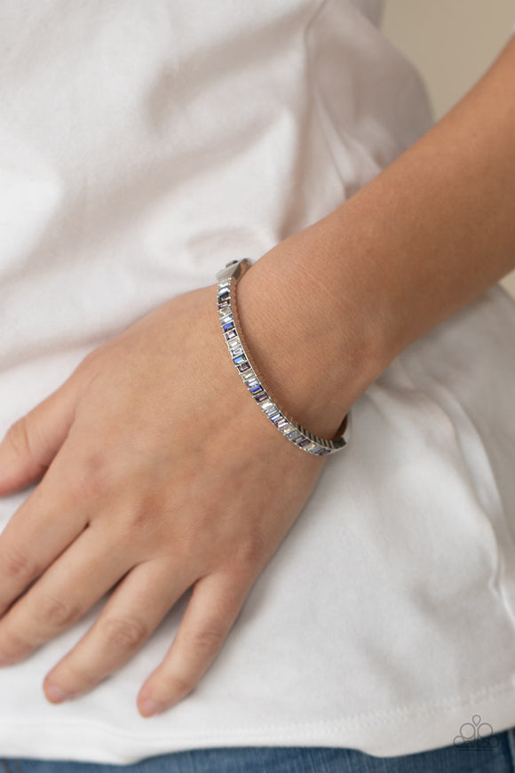 Paparazzi Accessories Brilliantly Beaming - Gold Bracelet