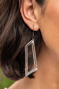Paparazzi Accessories Celebrity Cache - Black Earrings