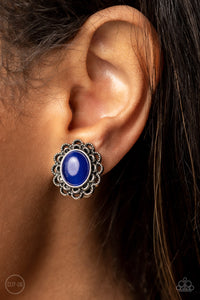 Paparazzi Accessories Sprinkle On The Sparkle - Pink Earrings
