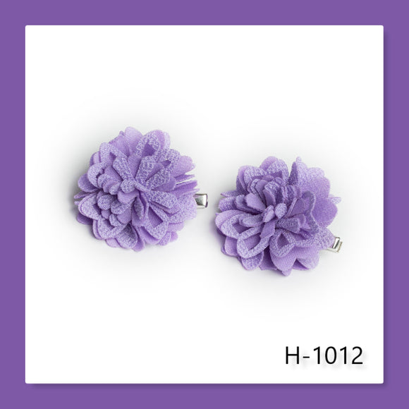 Paparazzi Accessories Fauna and Flora - Purple Hair Accessories