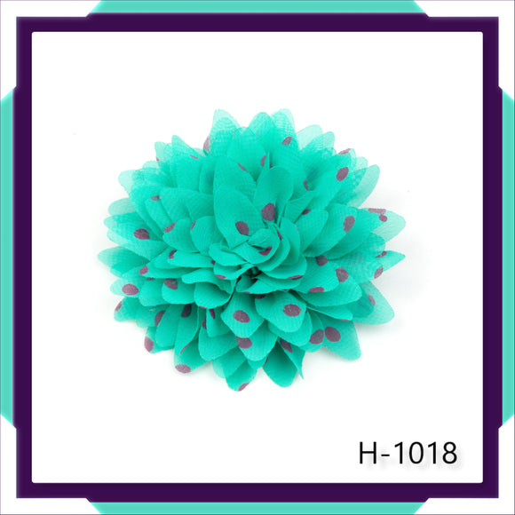 Paparazzi Accessories Bloom Boom - Green Hair Accessories