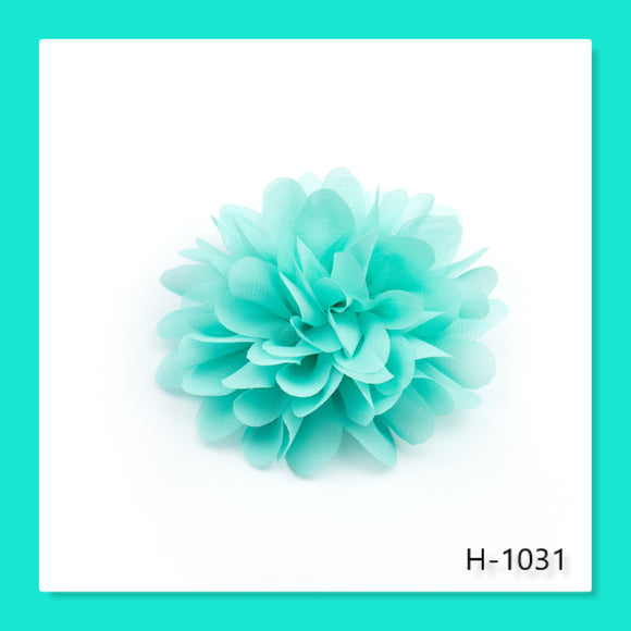 Paparazzi Accessories Blossom Blowout - Blue Hair Accessories