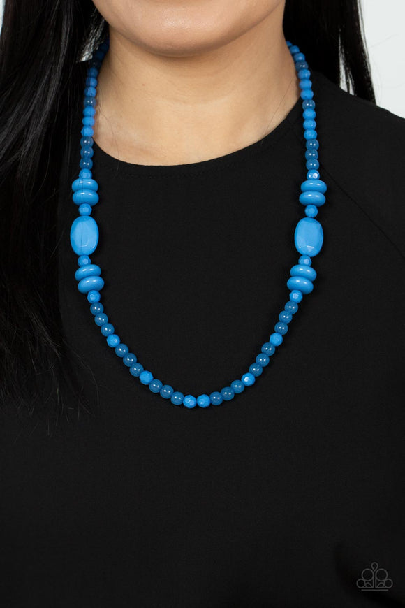 Paparazzi Accessories All About Me - Purple Necklace