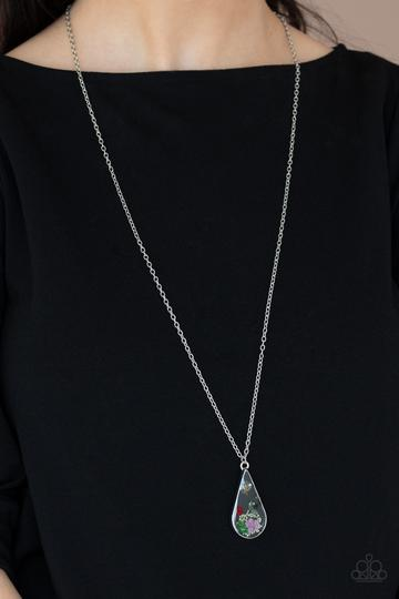 Paparazzi Accessories Waikiki Winds - Red Necklace - Mel's Pretty It Up Boutique