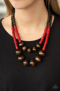 Paparazzi Accessories So Sure Of Yourself - Blue Necklace - Mel's Pretty It Up Boutique