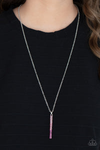 Paparazzi Accessories Your SUNDAES Best - Blue Necklace - Mel's Pretty It Up Boutique
