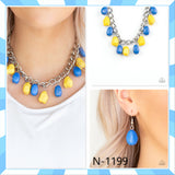 Paparazzi Accessories Take The COLOR Wheel! - Multi Necklace - Mel's Pretty It Up Boutique
