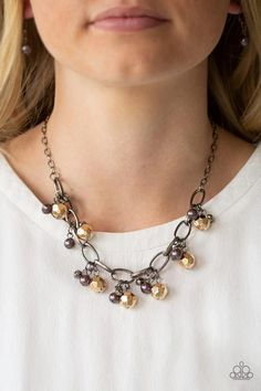 Paparazzi Accessories Malibu Movement - Multi Necklace - Mel's Pretty It Up Boutique