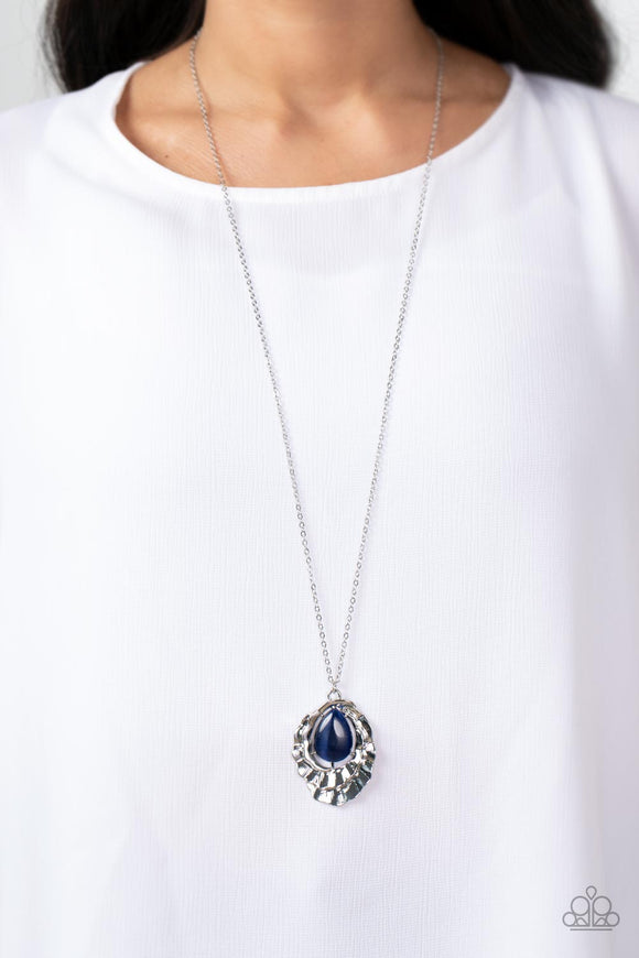 Paparazzi Accessories Fly The Coop - Black Necklace